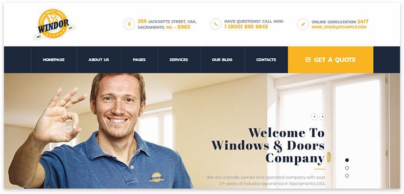 windows installation site