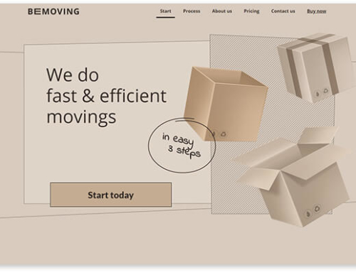 10 WordPress website templates for moving company services