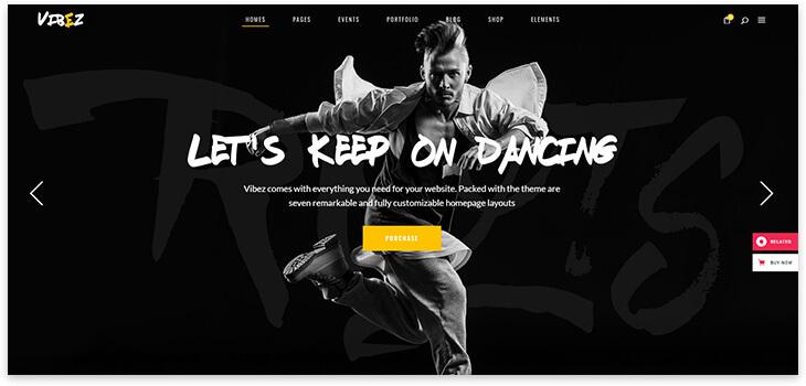 hip hop dancing pattern