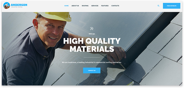 Worker site template