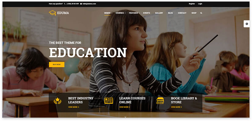 Education WordPress