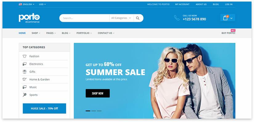online store porto