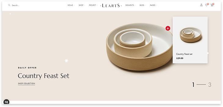 Sale of crafting utensils