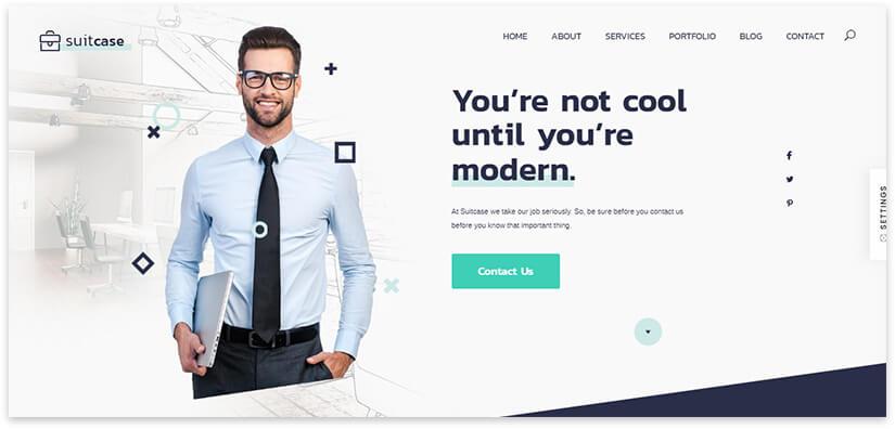 website for design studio