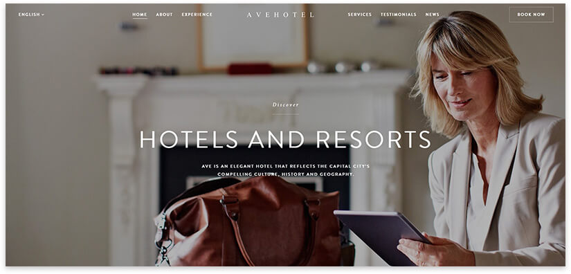 hotel and resorts
