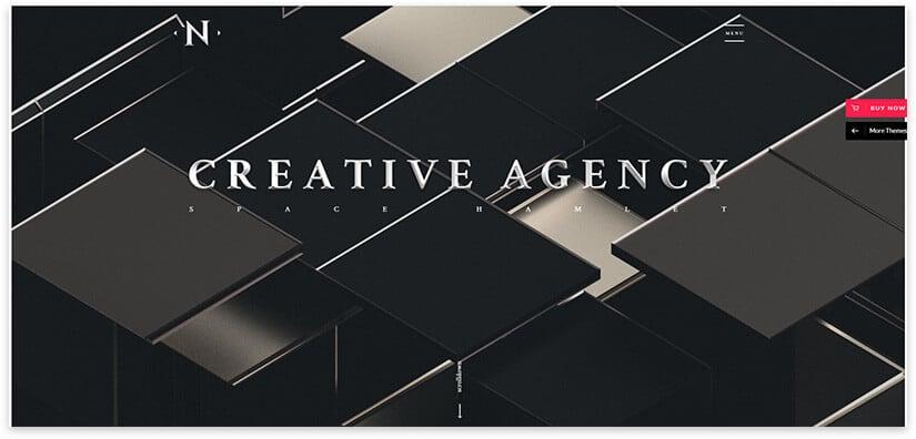 creative agency demo