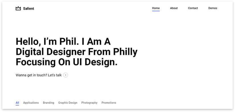 Portfolio Designer Graph