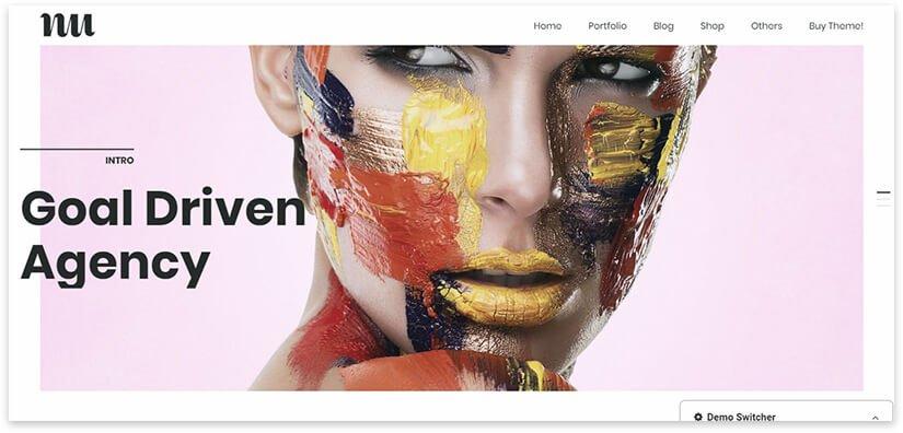 Wordpress creative
