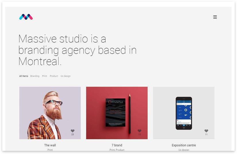 тема для веб-дизайна