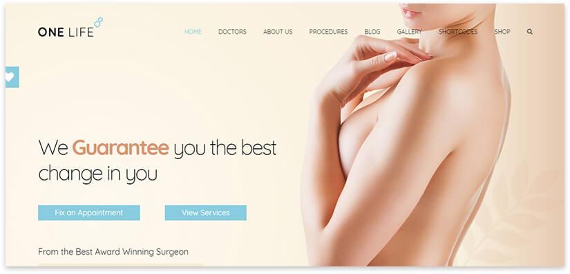 Plastic Surgery Site