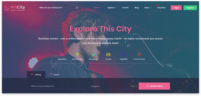 explore city