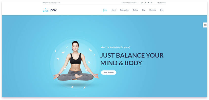 yoga and spa