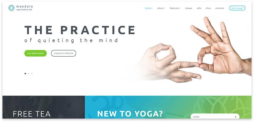 Practice Spiritual Website