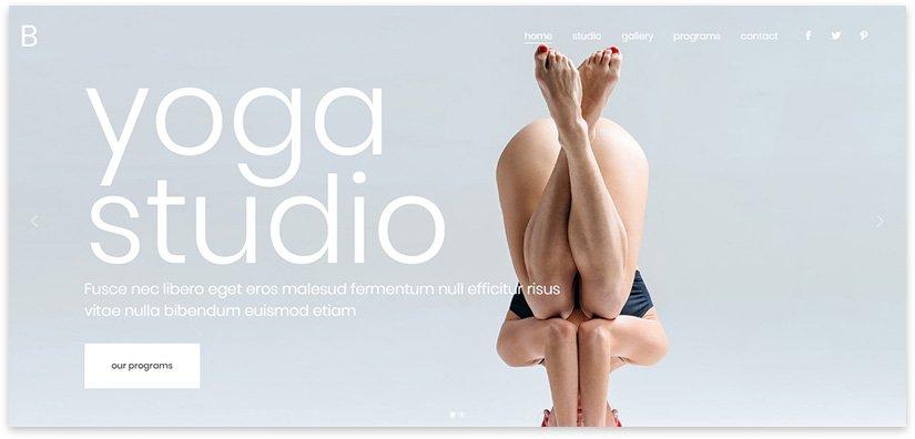 Yoga site