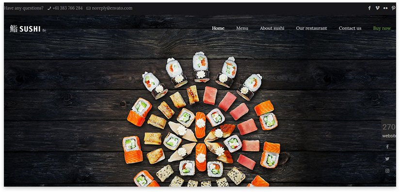 sushi site