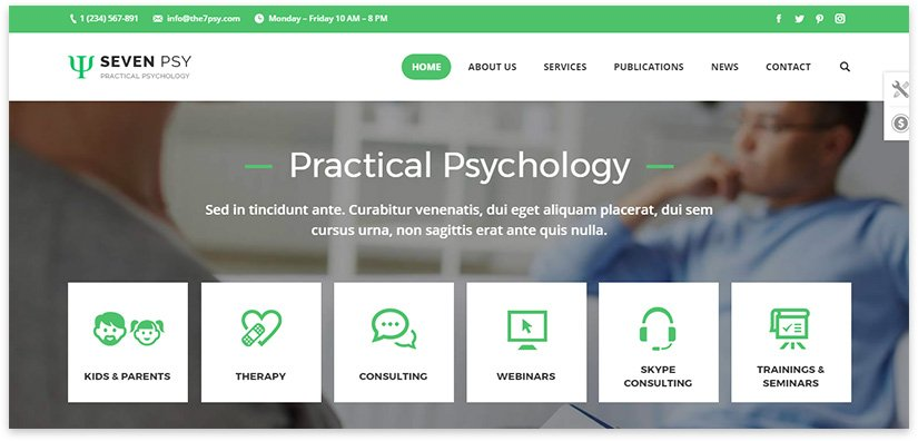Psychology Site