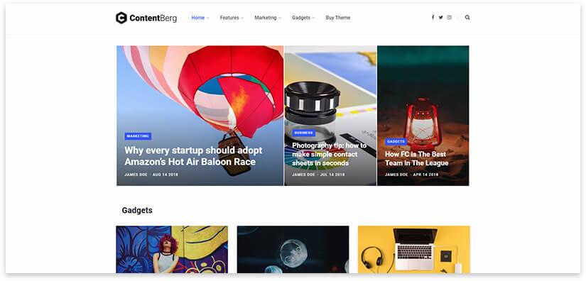 Content Site