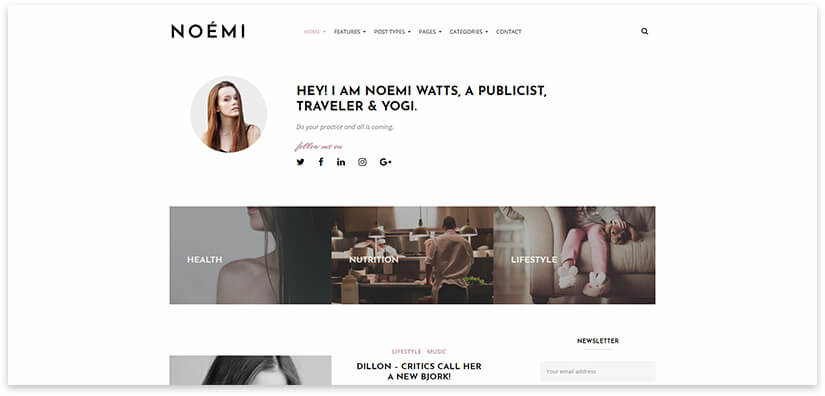 women's blog