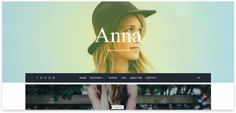 blogger wordpress theme