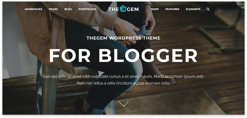 thegem for blogger