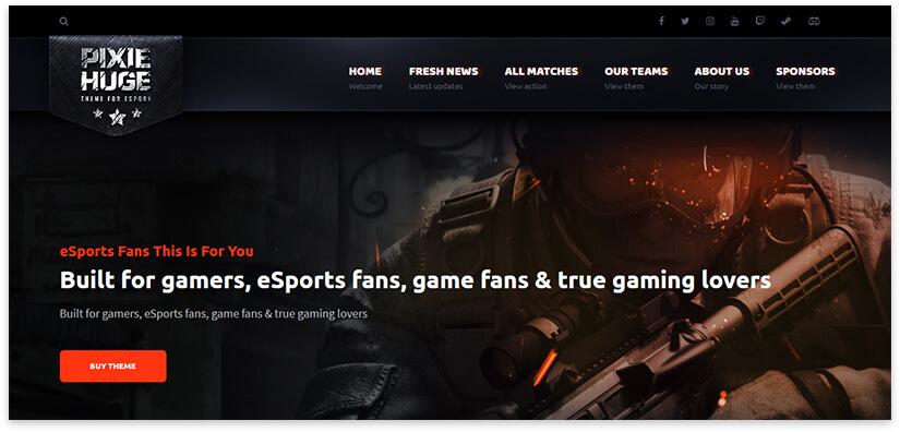 Shooting game site