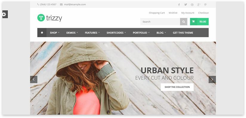 site theme