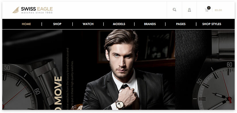 wordpress watch theme