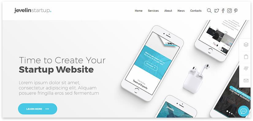 Minimalism website