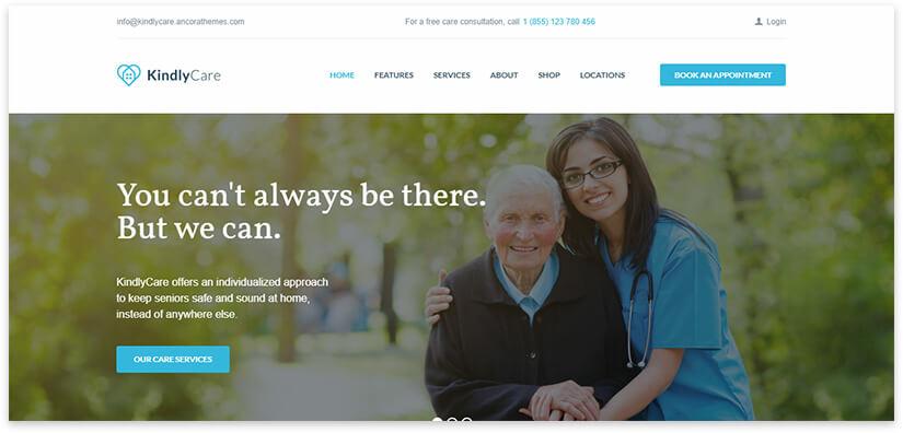 Забота за пожилыми