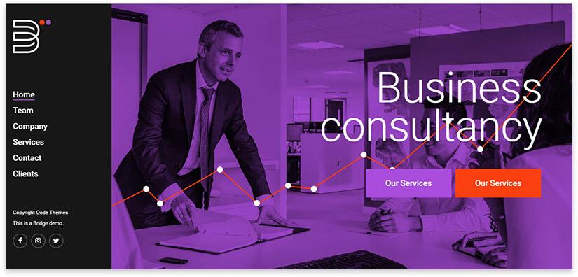 бизнес консалтинг