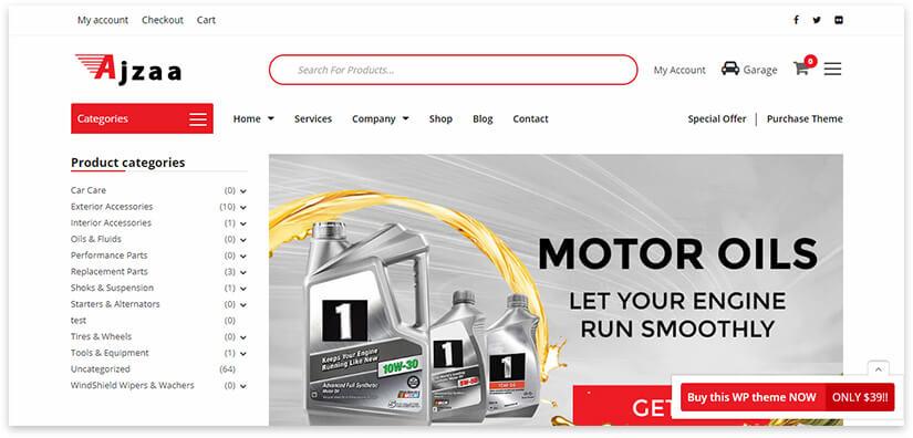 auto parts store 2019