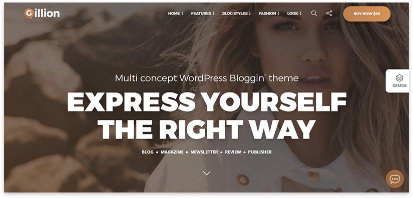 cool blogs on wordpress