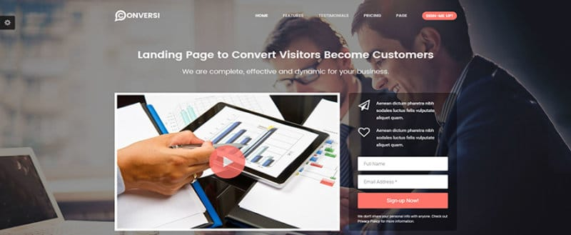 Network Multilevel Marketing premium wordpress themes