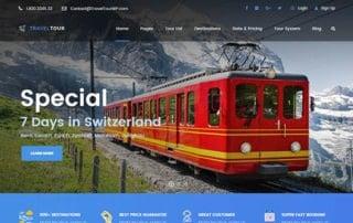 travel blog premium wordpress themes