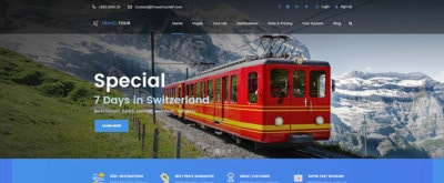 travel blog premium wordpress themes