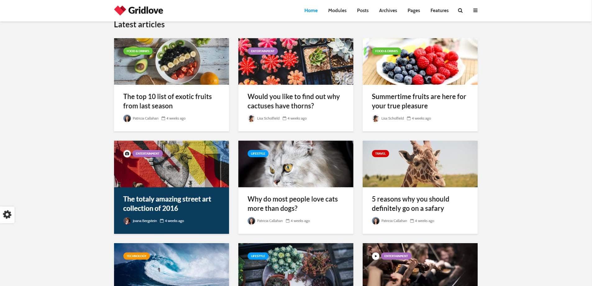 Best Premium WordPress Themes For Travel Blogs