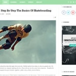 blogging premium wordpress theme