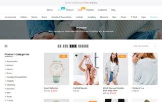 online shop premium wordpress themes
