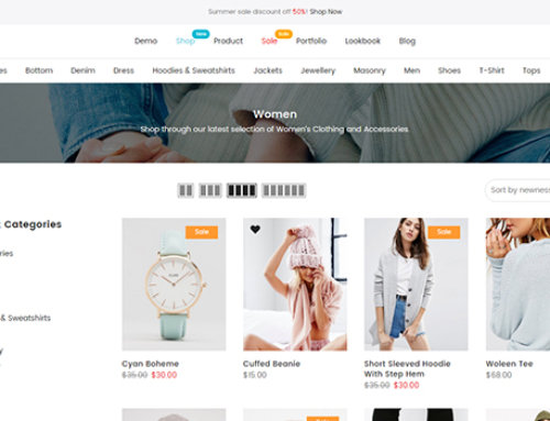 28 Most Actual Online Store WordPress Themes (May 2017).