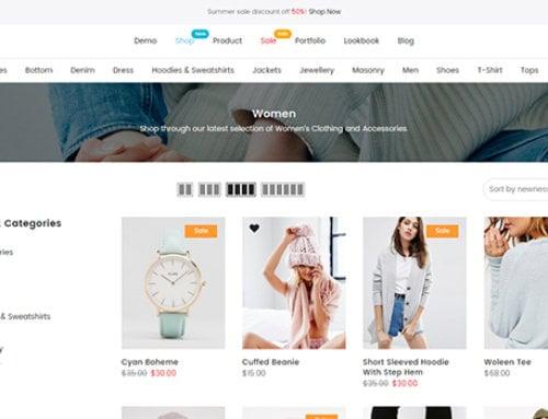 Top 28 Best WordPress eCommerce Themes