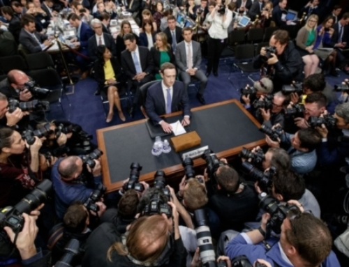 Facebook new user agreement : Mark Zuckerberg gave testimony to senators