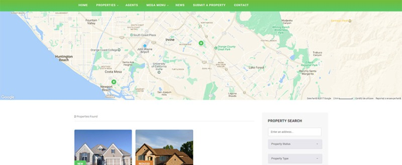 real estate premium wordpress theme